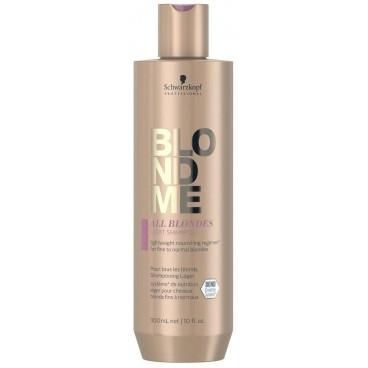 Shampooing léger BlondMe Schwarzkopf 300ML