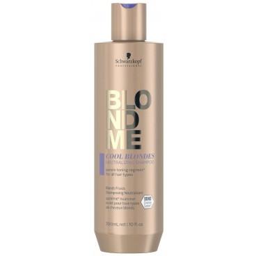 Shampooing neutralisant BlondMe Schwarzkopf 300ML