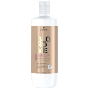 Shampooing léger BlondMe Schwarzkopf 1L