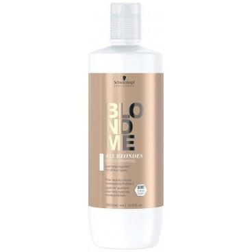 Shampooing purifiant BlondMe Schwarzkopf 1L