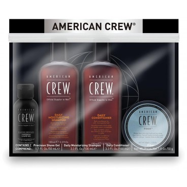 Moisturizing Shampoo Américan Crew 250 ML
