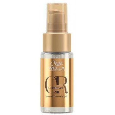 Huile lissante sublimatrice Oil Reflections Wella Care 30ML