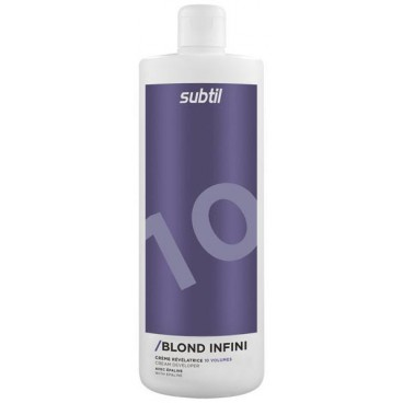 Subtle Blond Oxydant cream 10 V