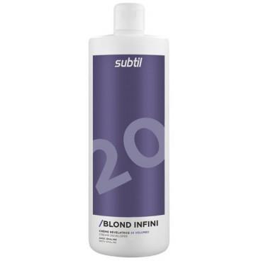 Rubio sutil crema oxidante 20V