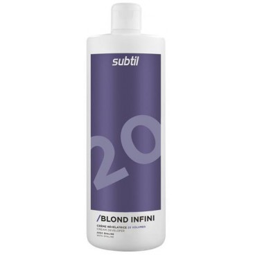 Subtile Blonde Oxidationsmittel Creme 20V
