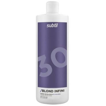Rubio sutil crema oxidante 30V