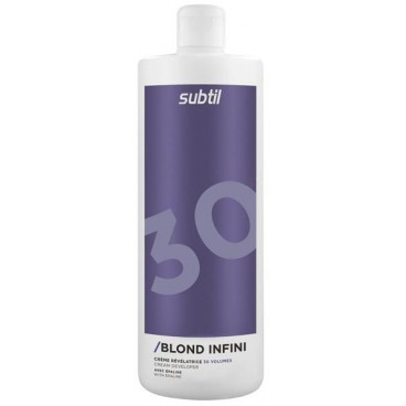 Subtile Blonde Oxidationsmittel Creme 30V