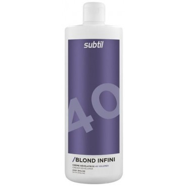 Subtil Blond Oxydant crème 40 V