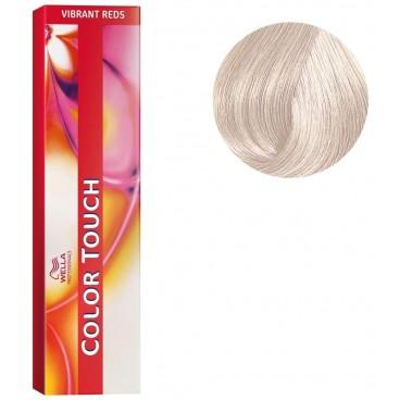Coloration Color Touch Vibrant Reds n°10/6 blond très très clair violine Wella 60ML