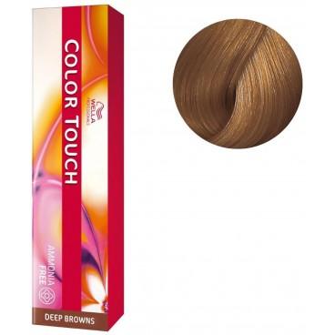 Coloration Color Touch Deep browns n°8/73 blond clair marron doré Wella 60ML