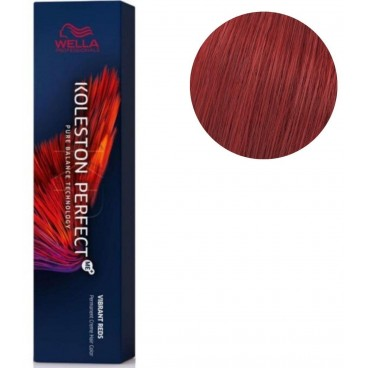 Koleston Perfect ME+ Rouge Vibrant 55/55 chatain clair acajou intense