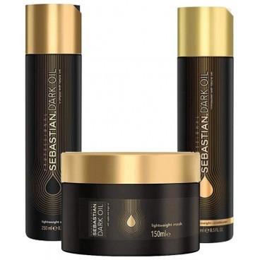 Shampoo Sebastian Professional Dark Oil 250ml