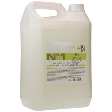Oxydant crème 6% 20V Formul Pro 5L