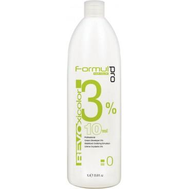 Oxydant révélateur3%10V Formul Pro 1L