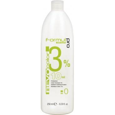 Oxydant révélateur3%10V n°0Formul Pro 250ML