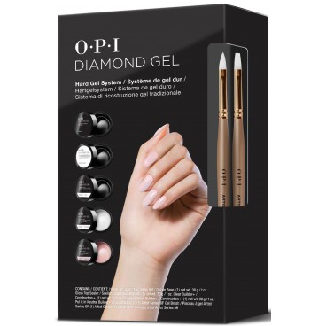 Starter kit Diamond Gel
