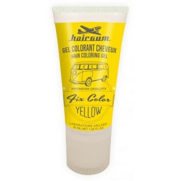 Image of Hairgum gelo Fix Color giallo - 30 ml -