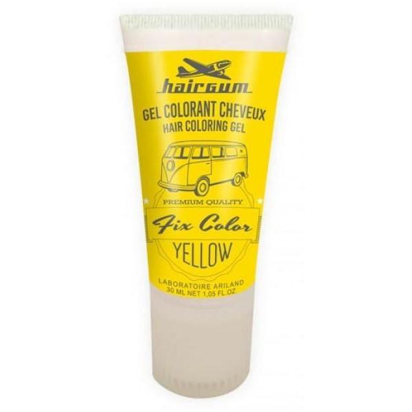 Hairgum Gel Fix Color yellow 30 ML
