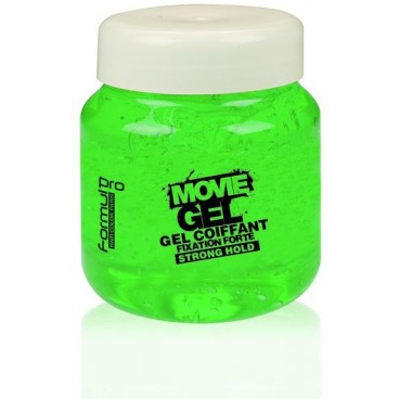 Gel Coiffant Formul Pro Movie Gel Fixation forte 750ml