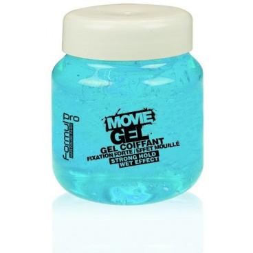 Gel Coiffant Movie Gel Formul Pro Fixation Forte Effet Mouillé 750ml