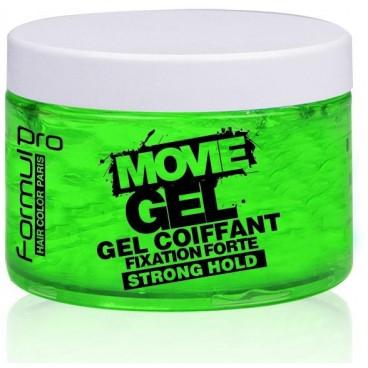 Gel Coiffant Movie Gel Formul Pro Fixation forte 150ml
