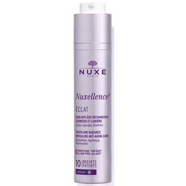 Soin anti-âge lumière Nuxellence® éclat Nuxe 50ML
