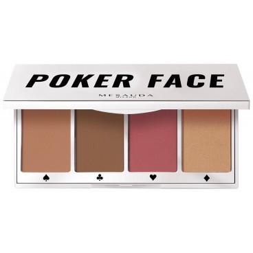 Poker face pallet n ° 4 dark Mesauda
