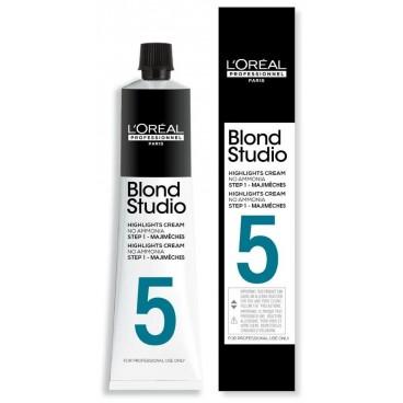 Tube Majimèches Blond Studio L'Oréal Professionnel 50ML