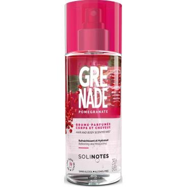 Brume parfumée Grenade Solinotes 250ML
