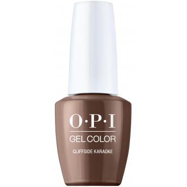 OPI Gel Color Collection Malibu - Cliffside Karaoke 15ML