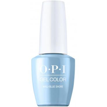 OPI Gel Color Collection Malibu - Mali-blue Shore 15ML