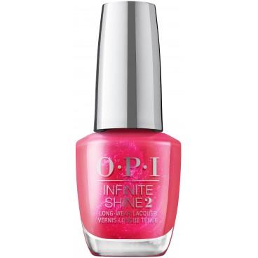 OPI Vernis Infinite Shine Strawberry Waves Forever - Malibu 15ML