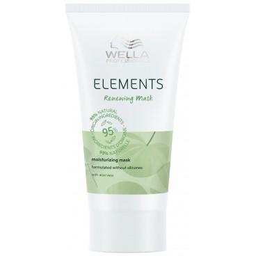 Masque régénérant Renewing Elements Wella 30ML