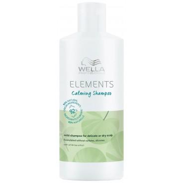 Shampooing doux Calming Elements Wella 500ML
