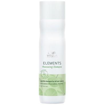 Shampooing régénérant Renewing Elements Wella 250ML