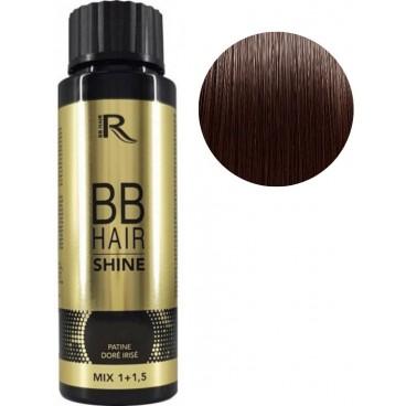 Coloration BBHair Shine 5.2 châtain clair irisé 60ML