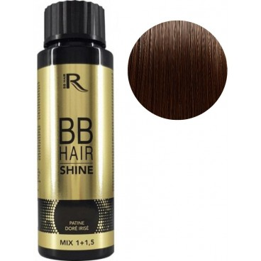 Coloration BBHair Shine 5.34 châtain doré cuivré 60ML