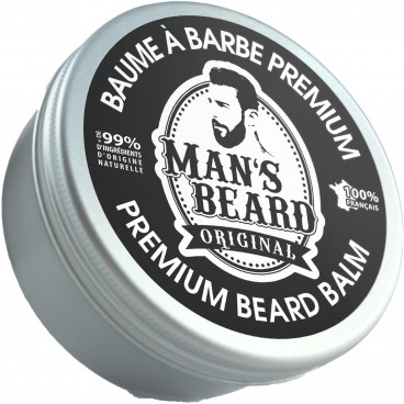 Baume à barbe Premium Man's Beard 90ML
