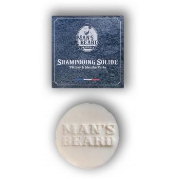 Shampooing solide Man's Beard 100g