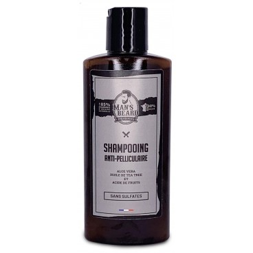 Shampooing anti-pelliculaire Man's Beard 150ML