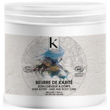 Beurre de karité K pour Karité 200g