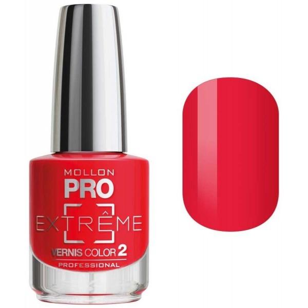 Mollon Pro Mild Red Extreme Varnish - 18