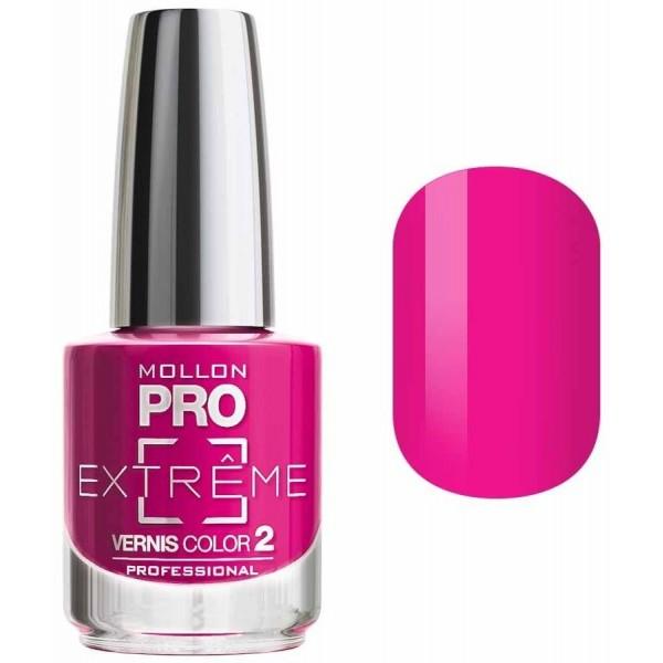 Lejos de barniz Mollon Pro Pink Glam - 22
