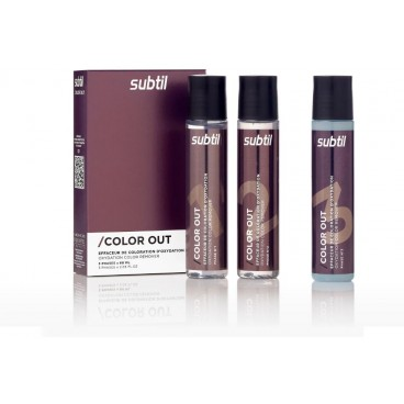 Astuta, de color fuera de 3 x 50 mL