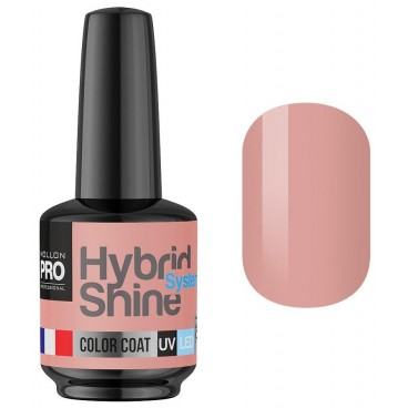 Image of Mini Vernis Semi-Permanent Hybrid Shine Mollon Pro Orchid 2/11