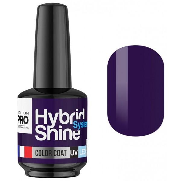 Semi-Permanent Mini Varnish Hybrid Shine Mollon Pro 8ml Inky 2/23