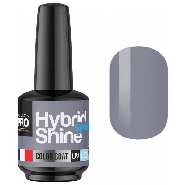Mini Vernis Semi-Permanent Hybrid Shine Mollon Pro Gilberte 2/97