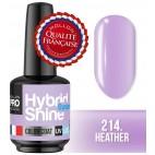 Mini Vernis Semi-Permanent Hybrid Shine Mollon Pro 8ml 214