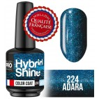 Mini Vernis Semi-Permanent Hybrid Shine Mollon Pro 8ml Adara - 224