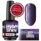 Mini Vernis Semi-Permanent Hybrid Shine Mollon Pro 8ml Sirus - 227